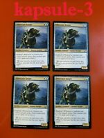 4x MTG: Dragonsoul Knight Magic Card Modern Masters 2015 Red Common