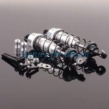 HPI 2P Aluminum Oil Shock Absorber 85MM RC 1:10 SILVER WR8_flux 107888 10 Color