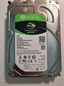 Seagate Barracuda 6TB Internal Hard Drive HDD – 3.5 Inch SATA