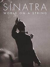 FRANK SINATRA - WORLD ON A STRING (LIMITED 4CD+DVD BOXSET)  4 CD+DVD NEU