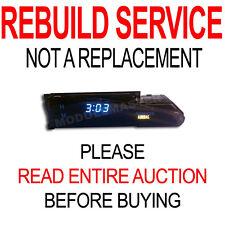 03 04 05 06 Toyota Matrix digital clock REBUILD REPAIR