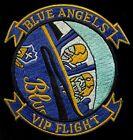 USN Navy Blue Angels VIP Flight Patch S-23