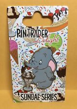 Disney Baby Dumbo Ptd Dssh Dsf Le 300 Ice Cream Delight Pin