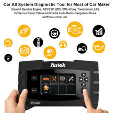 AUTEK IFIX-969 OBD2 Scanner Full System EPB ABS SRS Oil Coding Diagnostic Tool