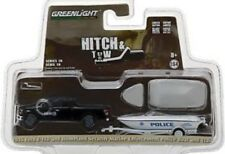 2017 GreenLight Hitch & Tow US HOMELAND SECURITY POLICE 2015 FORD F-150 & BOAT!