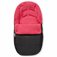 Footmuff//Cosy Toes Compatible with Concord Red