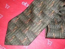 BILL BLASS BLACK LABEL   Hand Made 100% Silk Tie Men's NWOT   B~202