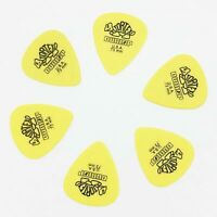 6 Pcs/Set Guitar Picks Dunlop Tortex 0.73 mm