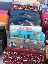 Wholesale Joblot Of 20 x Ladies Womens Assorted Designs Purses Wallet Bag Clutch