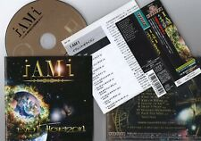 I AM I - Event Horizon - 2012 Japan obi + b/t ** DRAGONFORCE , SKID ROW , TANK