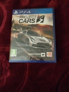 JEU PROJECT CARS  3 SONY  PLAYSTATION 4