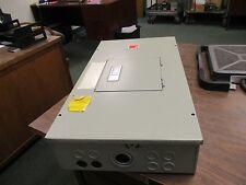 Federal Pioneer Stab-lok Circuit Breaker Panel 312-24 100A Max 240V 3Ph 4W Used