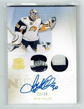 09-10 UD Upper Deck The Cup Honorable Numbers  Ryan Miller  /30  Auto  Patches