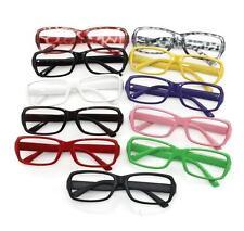 Unisex Retro Designing Plastic glasses frames Accessories Gift no lenses