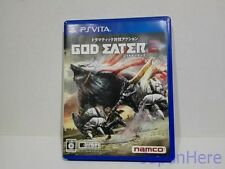 PS Vita God Eater 2 [Language Japanese][Japan Import] [Region Free] PSV