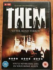 THEM aka ILS ~ 2006 French Home Invasion Horror / Thriller UK DVD