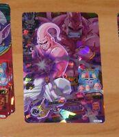 DRAGON BALL Z DBZ DBS HEROES CARD PRISM HOLO CARTE HJ3-41 SR MADE IN JAPAN NM
