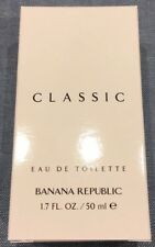 Banana Republic Classic Eau De Toilette 1.7 FL Oz 50ml