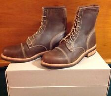 $490 TIMBERLAND BOOT COMPANY® SMUGGLER'S NOTCH 8-INCH CAP TOE BOOTS SIZE 11
