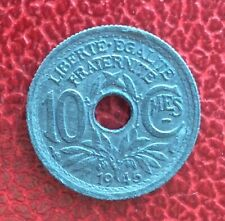 France - Superbe monnaie de 10 Centimes 1945