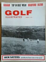 Long Ashton Golf Club Bristol: Golf Illustrated Magazine 1966