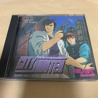City Hunter PCEngine HuCard SunSoft Used Japan 1990 Boxed Tested Working