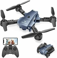 SNAPTAIN A10 Mini Foldable Drone with 1080P HD Camera FPV WiFi RC Quadcopter