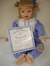 "The Ashton-Drake Galleries Doll ""Tweety And Me"""