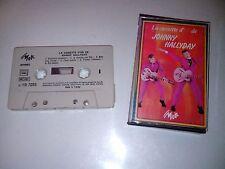 Cassette Audio - Johnny Hallyday