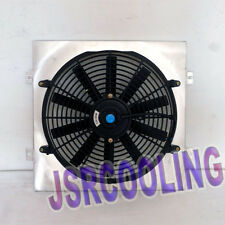 Aluminum Performance Radiator Fan Shroud fit for 1964-1966 FORD MUSTANG V8 New