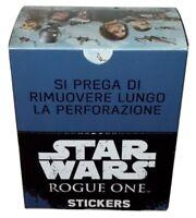 Star Wars Rogue One Box 50 Bustine Figurine Topps Italia