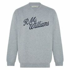 RM Williams Script Crew Neck - RRP 99.99 - FREE POST