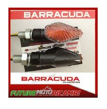 BARRACUDA FRECCE OMOLOGATE MINI VIPER CARBON LOOK CORTE APRILIA RS 125 - RS4 125