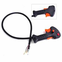 Throttle Control Cable Switch Fit for Stihl FS120 FS200 FS250 Trimmer