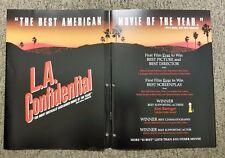 L.A. Confidential 1997 Kim Basinger Original Press Kit / Booklet