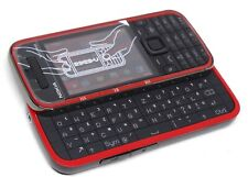 Nokia 5730 Xpressmusic Black and Red Swap Original Unlocked