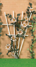 More details for dolls house emporium miniature 1/12th scale climbing pink clematis flower 3553