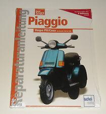 Reparaturanleitung Piaggio Vespa PX 80 125 150 200 + Cosa, Baujahre 1959 - 1998