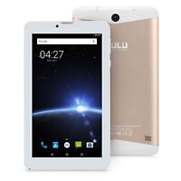 "7""inch Tablet PC Google Android 7.0 3G+WiFi Quad Core 16GB Dual Camera GSM Metal"