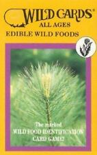 Wild Cards: Edible Wild Foods (All Ages) by Linda Runyon  (Cards) NEW