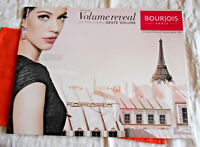 Bourjois Paris, Presentoir display PLV 2faces 39x30cm Mascara Volume tour eiffel