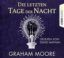 Die letzten Tage der Nacht von Graham Moore (2017, Hörbuch)