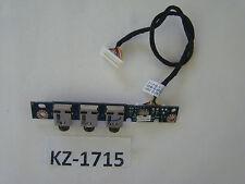 HP Pavilion dv7-1001eg Caja de resonancia Placa Salida de audio #kz-1715