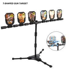 6 Bullet Targets Shot Shooting Nerf Targets Soft Bullet Toy Gun  Metal Targe Set