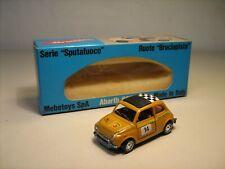 MEBETOYS: FIAT ABARTH 695 SS, Scala 1/43, Anni '70, Perfetta con Box, MB