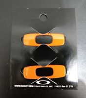 Oakley Batwolf Sunglasses Replacement Icons O Logos Team Orange New Pair 08-065