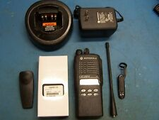 Motorola HT1250 LS UHF 450-512MHz AAH25SDH9DU5AN Mint Tested