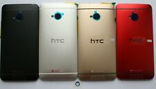 Original HTC One M7 Carcasa Trasera Cubierta trasera de batería de reemplazo PN07100 Carcasa
