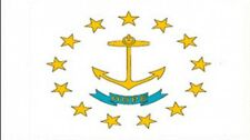 2'x3' Rhode Island US The Ocean State Flag Outdoor Banner Pennant New 2x3