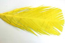 1 x plume CONDOR substitut OLIVE DORE 12-18cm montage mouche peche fly fishing